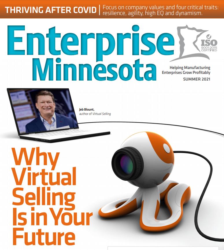 Enterprise Minnesota Cover Page